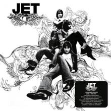 JET  - 3xCD GET BORN (2CD/1DVD DELUXE EDITION)