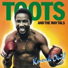 TOOTS & THE MAYTALS  - VINYL KNOCK OUT! -HQ..