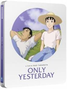 ANIMATION  - BRD ONLY YESTERDAY -STEELBOO- [BLURAY]
