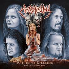 ACROSTICHON  - CD RETURN TO KILLBURG