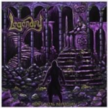 LEGENDRY  - CD HEAVY METAL ADVENTURE