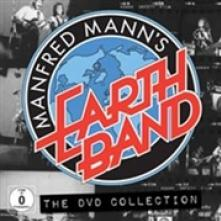 MANFRED MANN'S EARTH BAND  - DVD THE DVD COLLECTION (5 DVD)
