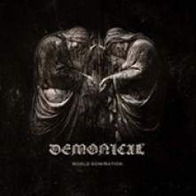 DEMONICAL  - CD WORLD DOMINATION