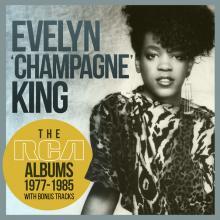 EVELYN CHAMPAGNE KING  - CDB THE RCA ALBUMS 1977-1985: 8CD BOXSET