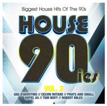 VARIOUS  - CD+DVD HOUSE 90IES V..