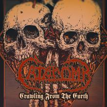 CATACOMB  - CD+DVD CRAWLING FROM THE EARTH (2CD)