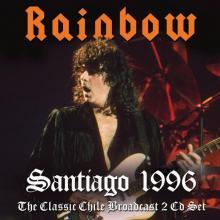 RAINBOW  - CD+DVD SANTIAGO 1996