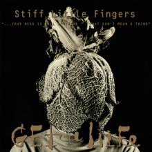 STIFF LITTLE FINGERS  - 2xVINYL GET A LIFE [VINYL]