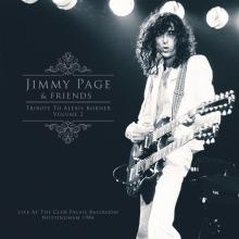 JIMMY PAGE  - 2xVINYL TRIBUTE TO A..