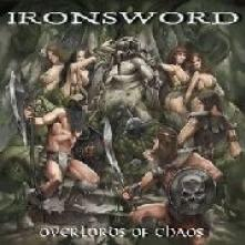 IRONSWORD  - CD OVERLORDS OF CHAOS