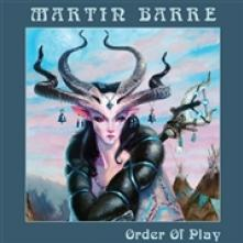 BARRE MARTIN  - CD ORDER OF PLAY