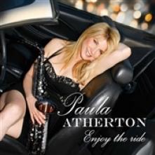 PAULA ATHERTON  - CD ENJOY THE RIDE