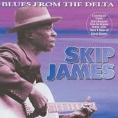 SKIP JAMES  - CD BLUES FROM THE DELTA