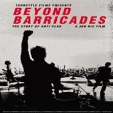 ANTI-FLAG  - DVD BEYOND BARRICADES: THE..