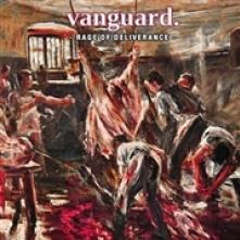 VANGUARD  - CD RAGE OF DELIVERANCE