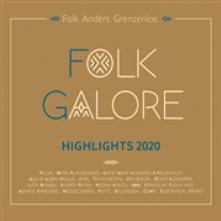 VARIOUS  - CD FOLK GALORE -..
