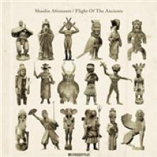 SHAOLIN AFRONAUTS  - CD FLIGHT OF THE ANCIENT