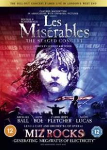 MUSICAL  - DVD LES MISERABLES: THE..