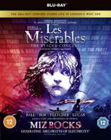 MUSICAL  - BRD LES MISERABLES: THE.. [BLURAY]