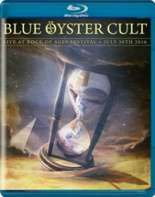 BLUE OYSTER CULT  - BRD LIVE AT ROCK OF AGES.. [BLURAY]