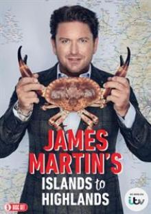 DOCUMENTARY  - DVD JAMES MARTIN'S ISLANDS..
