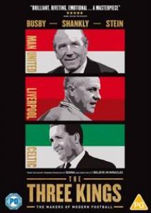 DOCUMENTARY  - DVD THREE KINGS