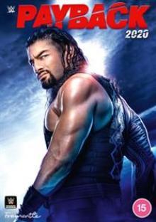 WWE  - DVD PAYBACK 2020