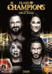 WWE  - DVD CLASH OF CHAMPIONS 2020