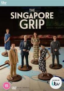 TV SERIES  - DVD SINGAPORE GRIP