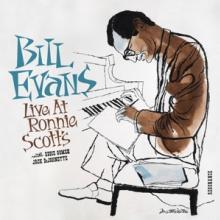 BILL EVANS  - VINYL LIVE AT RONNIE SCOTTS [VINYL]