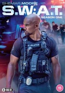 TV SERIES  - DVD S.W.A.T. S1 -BOX SET-