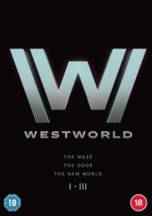 WESTWORLD S1  - DVD 3
