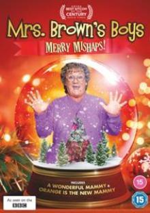 TV SERIES  - DVD MRS BROWN'S BOYS: MERRY..