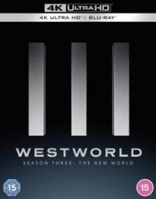 MOVIE  - 4xBRD WESTWORLD S3 [BLURAY]
