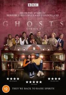 TV SERIES  - DVD GHOSTS S2
