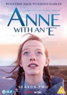 TV SERIES  - DVD ANNE WITH AN E: SEASON 2