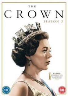 TV SERIES  - DVD CROWN SEASON 3