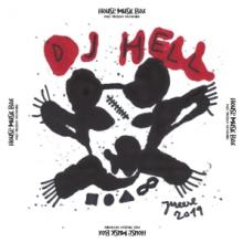 DJ HELL  - CD HOUSE MUSIC BOX (PAST,..