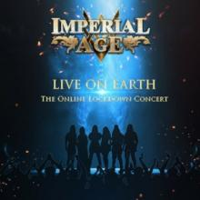 IMPERIAL AGE  - CD+DVD LIVE ON EARTH..