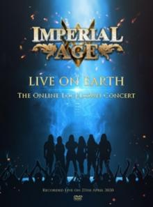 IMPERIAL AGE  - DVD LIVE ON EARTH â..