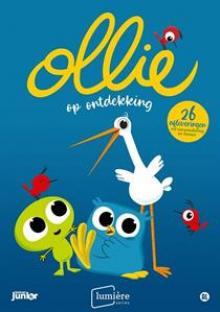 CHILDREN  - DVD OLLIE - OP ONTDEKKING