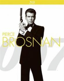 JAMES BOND  - BRD PIERCE BROSNAN COLLECTION [BLURAY]