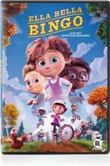 ANIMATION  - DVD ELLA BELLA BINGO