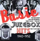 BASIE COUNT  - CD JUKEBOX HITS 1940-1952