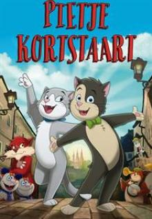ANIMATION  - DVD PIETJE KORTSTAART