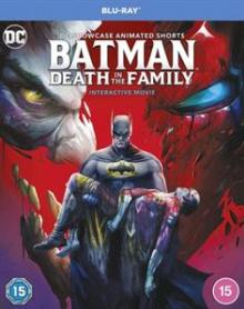 ANIMATION  - BRD BATMAN: DEATH IN THE.. [BLURAY]