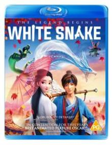 ANIMATION  - BRD WHITE SNAKE [BLURAY]