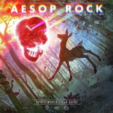 AESOP ROCK  - CD SPIRIT WORLD FIELD GUIDE