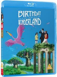 ANIME  - BRD BIRTHDAY WONDERLAND [BLURAY]