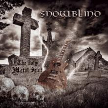 SNOWBLIND  - CD THE HOLY METAL SPIRIT